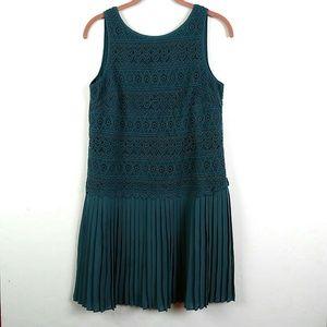 LOFT   Drop waist dress size 4P